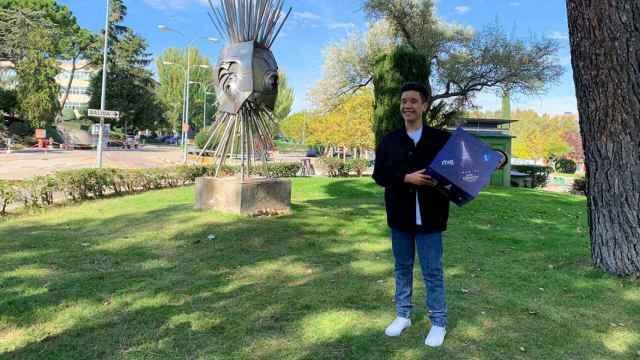 Levi Díaz presenta 'Reír', la canción con la que representará a España en Eurovisión Junior