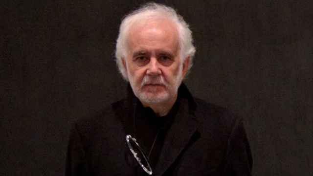 Ramón Andrés, ganador  del Premio Nacional de Ensayo 2021.
