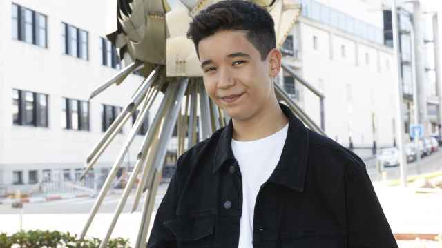 Levi Díaz representará a España en Eurovisión Junior 2021 con 'Reír'.