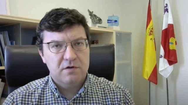 David Esteban, secretario general de CEOECYL.