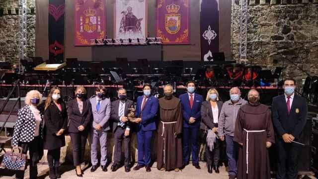 FOTOGALERÍA: Pregón del IV Centenario de la Beatificación y Patronazgo de San Pedro de Alcántara
