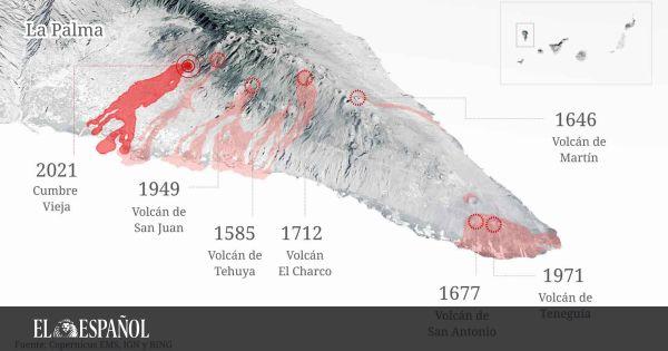 Un mes de incertidumbre y caos en el infierno de La Palma: por qué es la peor erupción de su historia