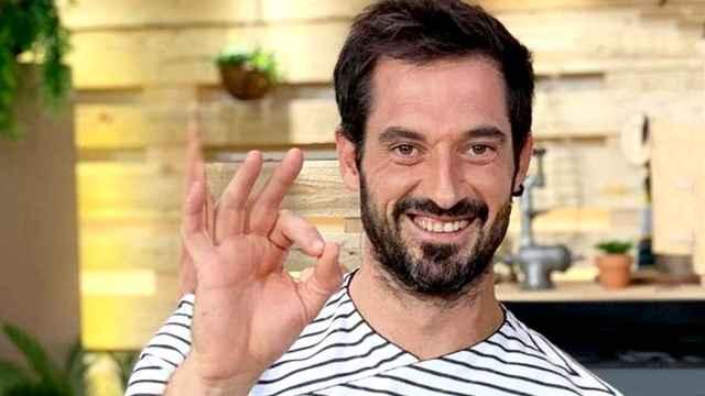 Joseba Arguiñano,en una imagen de las redes sociales de su programa 'Sukalerrian', de EiTB.