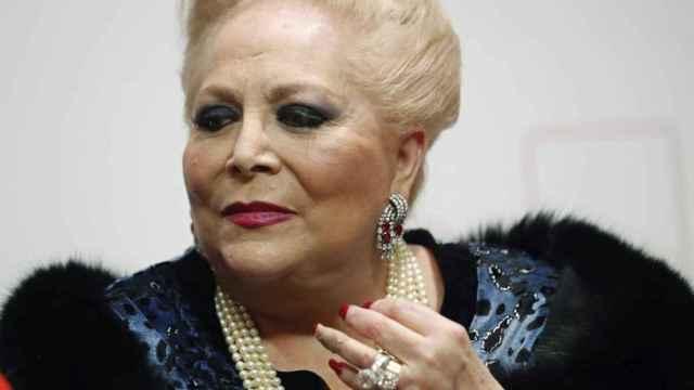 La tonadillera Concha Márquez Piquer.