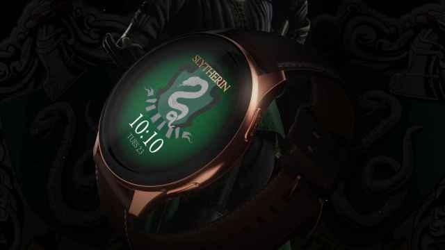 OnePlus Watch Harry Potter Edition de Slytheryn