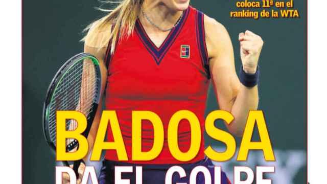 La portada del diario AS (18/10/2021)