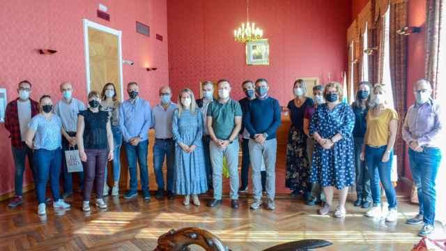 ¿Qué hacen profesores de Finlandia, Turquía, Rumanía, Italia y Francia en Tomelloso?