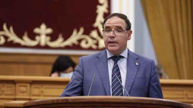 Benjamín Prieto, diputado regional y presidente del PP en la provincia de Cuenca.