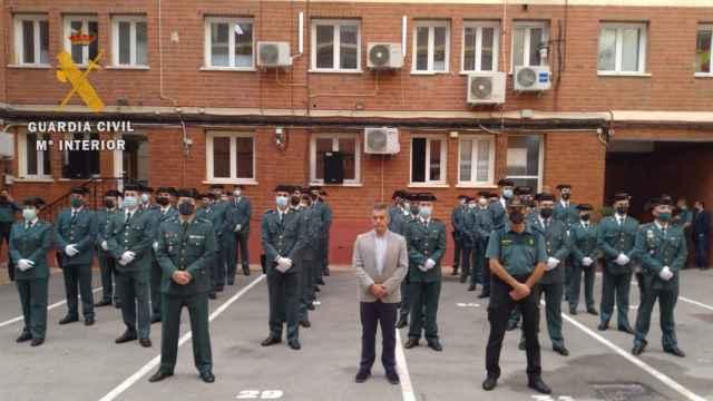 La Guardia Civil de Albacete recibe 44 efectivos en distintas localidades de su provincia