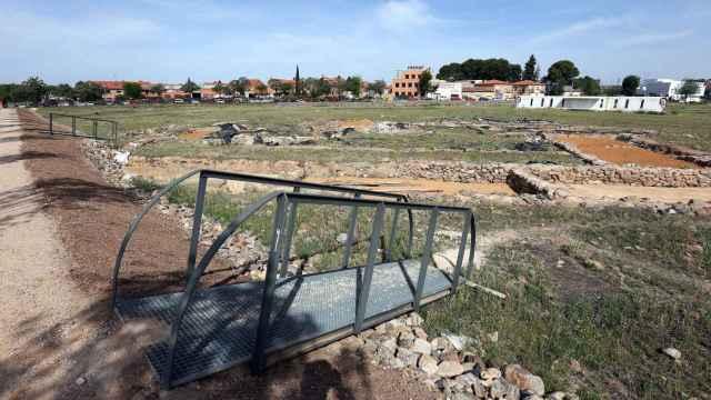 La Vega Baja de Toledo.