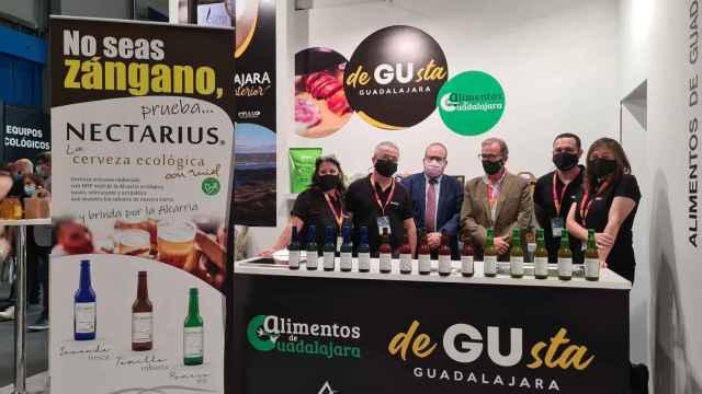 'Degusta Guadalajara' se presenta con cerveza con miel de La Alcarria o hummus de chocolate de alubia negra