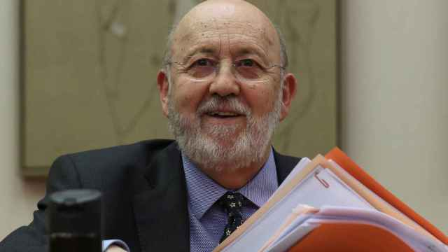 José Félix Tezanos, presidente del CIS.