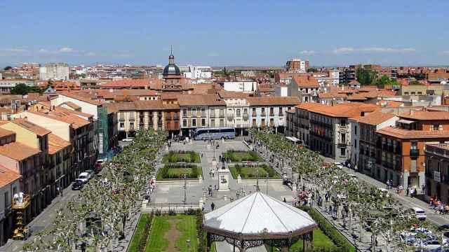Alcalá de Henares.