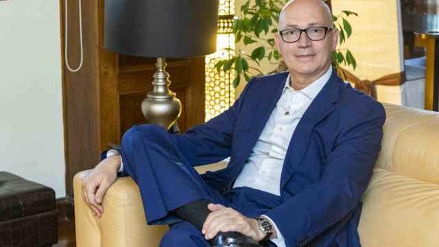 Nuño de la Rosa, expresidente de El Corte Inglés y senior advisor de Hesperia y Pangea.