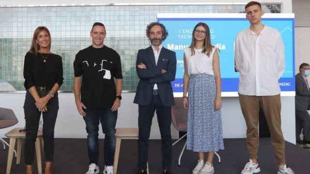 I Encuentro Tecnológico de EL ESPAÑOL de Málaga con Manu Heredia, de BeSoccer