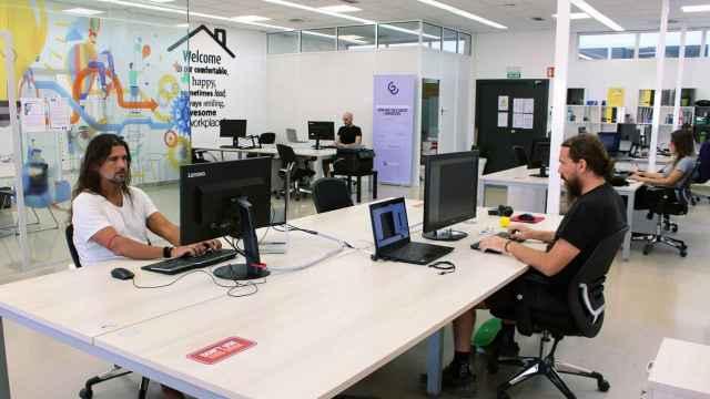 Oficina de BIC Euronova