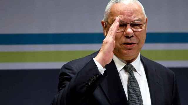 Colin Powell, en una imagen de archivo.