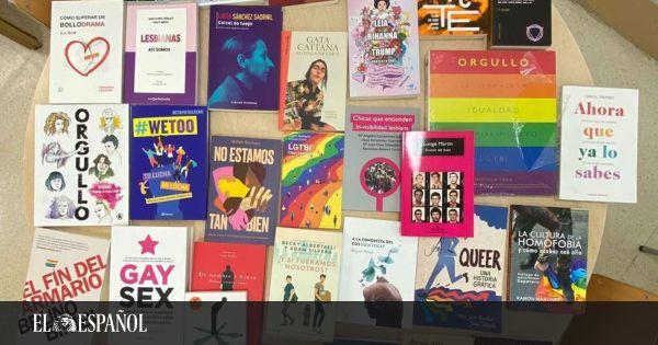 Chaperos en el Vaticano , un prólogo de ZP o  Jesús no te ama : 32 libros LGTBI censurados en Castellón