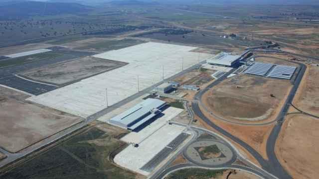 Aeropuerto de Ciudad Real. Imagen de archivo de Europa Press