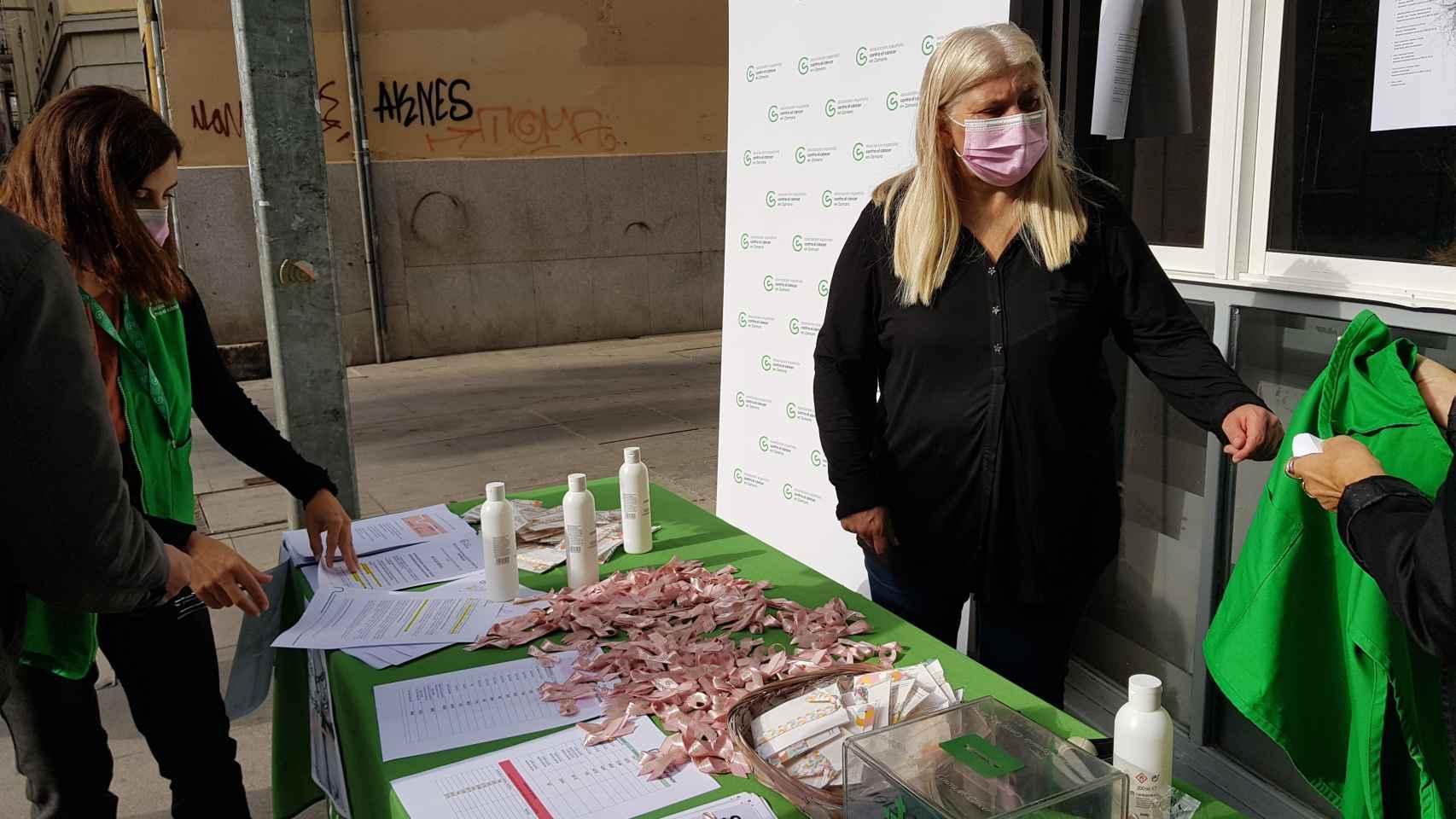 Día Mundial Cáncer de Mama en Zamora