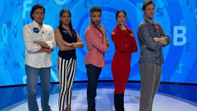 'Pasapalabra': Quiénes son los invitados de hoy Fernando Ramos, María Hervás, Edu Soto y Mariló Montero