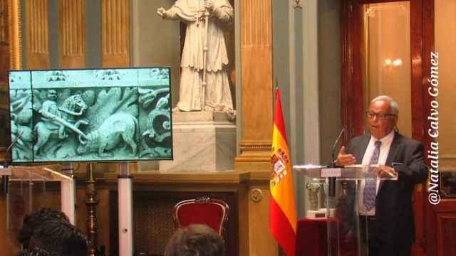 Fotogalería | Premios de los parlamentarios taurinos en Madrid