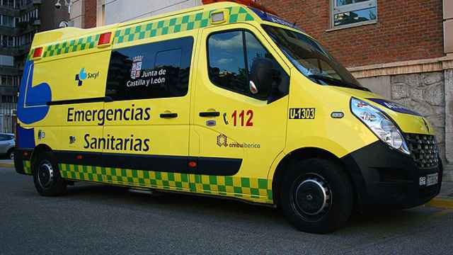 Ambulancia de Miranda de Ebro