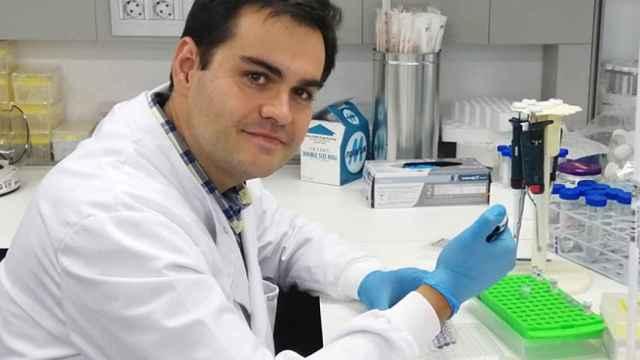 Rubén Deogracias, investigador Ramón y Cajal en la USAL y responsable del estudio ejecutado en el Instituto de Neurociencias de Castilla y León de la Universidad (INCYL)