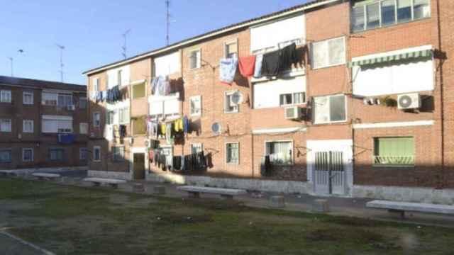 Las Viudas, en Valladolid