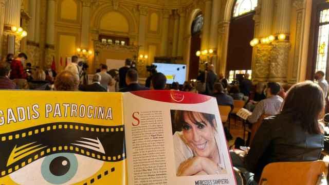 Gadis regala invitaciones para acudir a la 66ª edición de Seminci