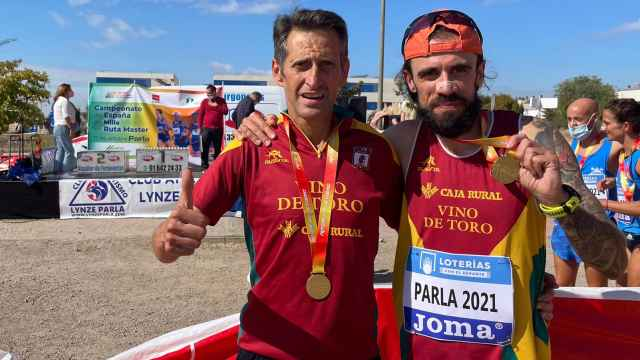 Silvino López Ramos y Ángel L. Canto Gómez