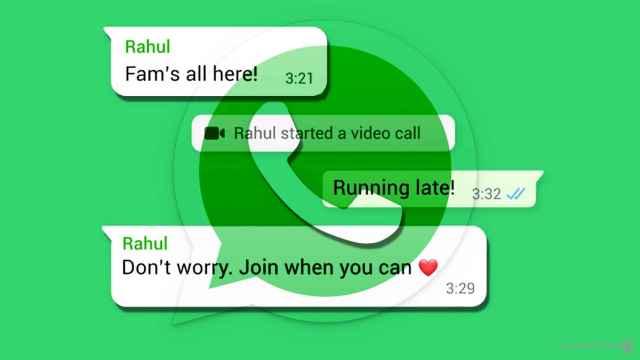 Botón de llamada nuevo para WhatsApp