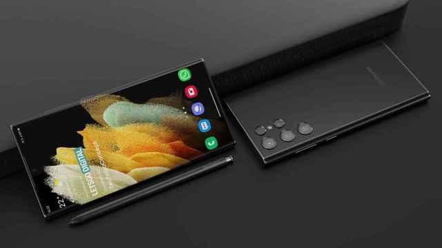 El diseño especial para las cámaras del Samsung Galaxy S22 Ultra
