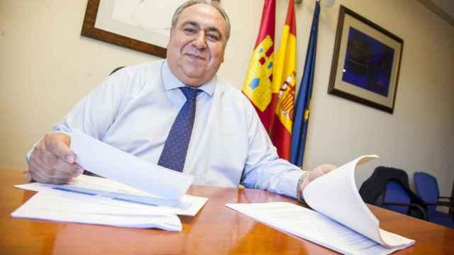 Vicente Tirado, expresidente de las Cortes regionales y exsecretario general del PP de Castilla-La Mancha.