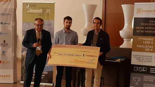 Premio ASEPELT 2021