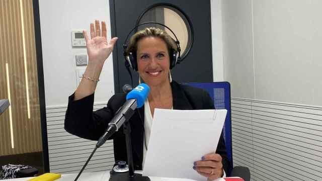 Cristina López Schlichting.