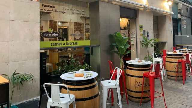 La Parrilla de Montesa se inaugura como restaurante Abrasador en Ciudad Real