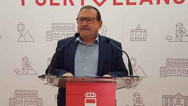 Adolfo Muñiz, alcalde de Puertollano.
