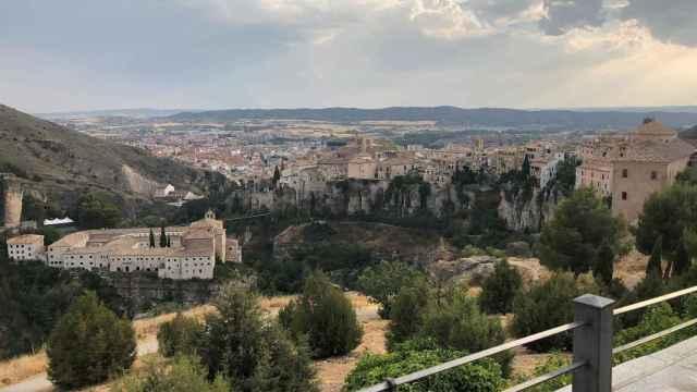 Cuenca. Foto: Ciudades Patrimonio