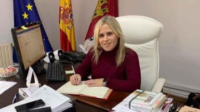 María José Valle, alcaldesa de El Casar.