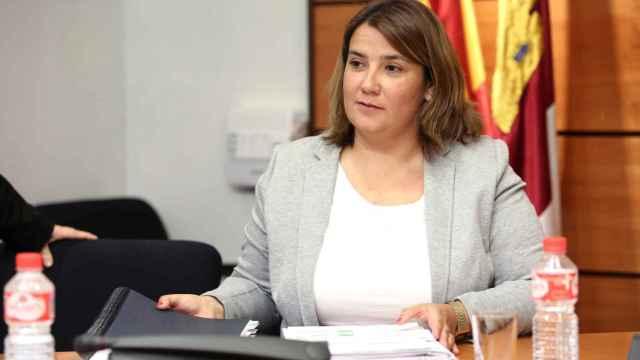 Agustina 'Tita' García Elez, alcaldesa de Talavera de la Reina.