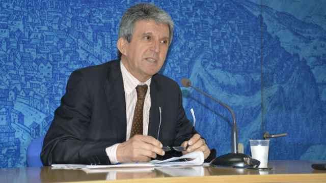 José Pablo Sabrido, concejal de Hacienda y Urbanismo del Ayuntamiento de Toledo