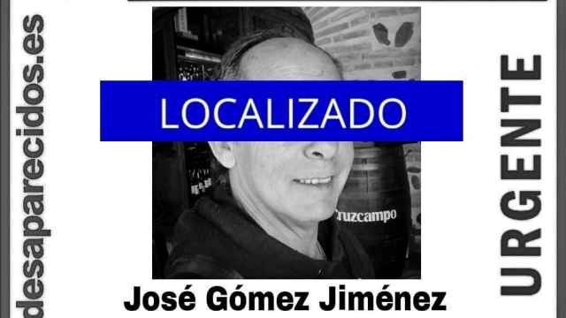Localizan a José Gómez, desaparecido en Toledo desde el pasado viernes