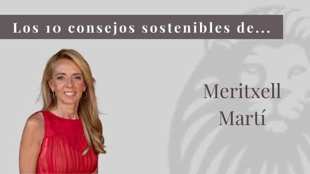 Los 10 consejos sostenibles de Meritxell Martí
