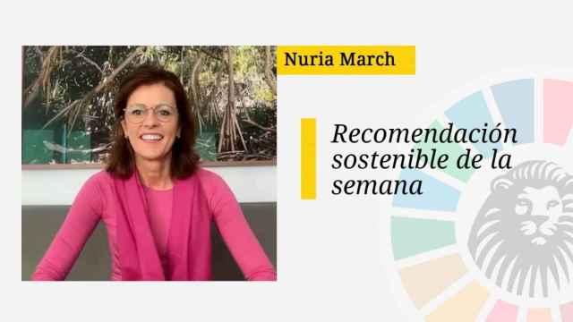 La recomendación de la semana de Nuria March