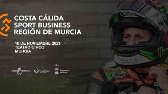Congreso Costa Cálida Región de Murcia Sport Business.