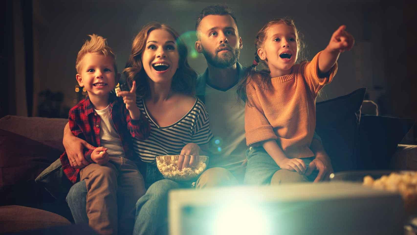 Estas son las mejores películas para ver en familia en formato Blu-ray