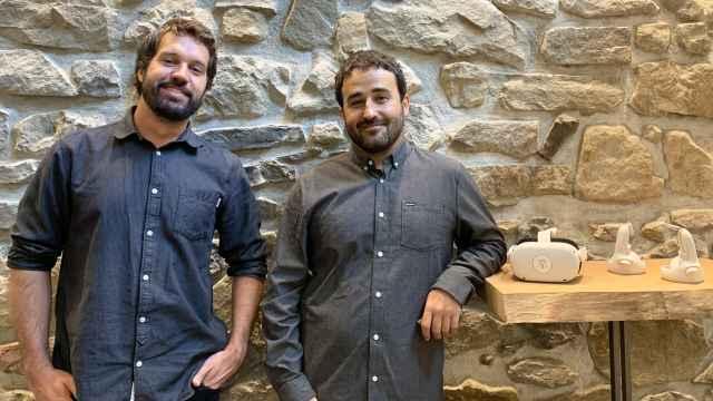 Martin G. Tolosa y Joseba Salbide Mutiloa son los fundadores de la startup.