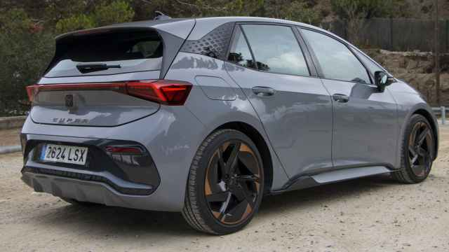 Cupra Born: galería de fotos de este nuevo coche eléctrico con carácter deportivo