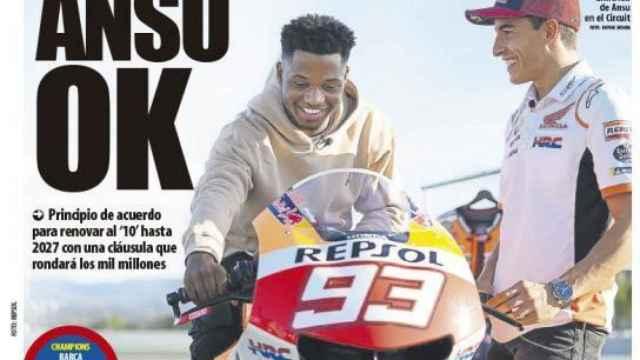 La portada del diario Mundo Deportivo (20/10/2021)